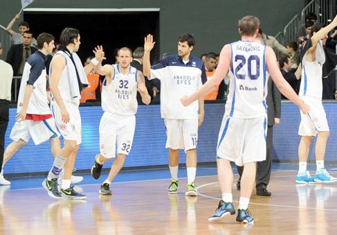 Beko Basketbol Ligi'nde ilk yarı görünümü