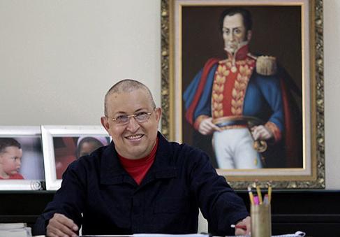 Hugo Chavez'in sağlık durumu iyiye gidiyor