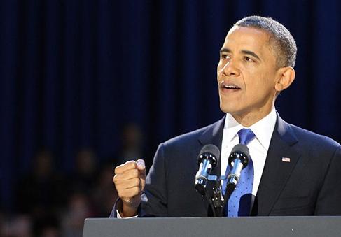 Obama'dan askeri silahlar yasaklansın önerisi