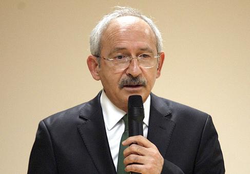 Temsil ve Diyalog Grubu Kılıçdaroğlu ile görüştü