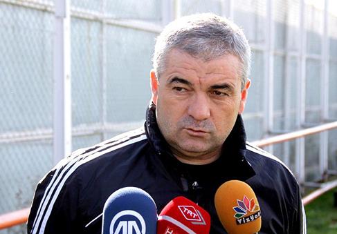 'Bursaspor maçını kazanmak zorundayız'