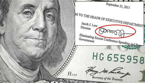 Bakan adayının imzası ABD'de gündem oldu