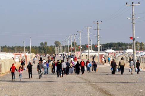 Suriye'den 612 bin sığınmacı