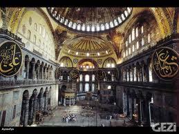 Ayasofya'da Katolik Ve Ortodoksların Birleşme Ayini Yapıldı (1452)