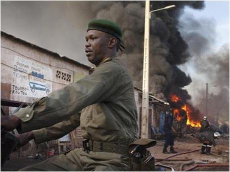 Mali ordusu Konna kentini ele geçirdi