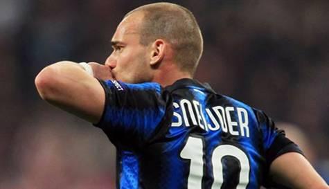 Galatasaray, Sneijder için İnter'le anlaştı