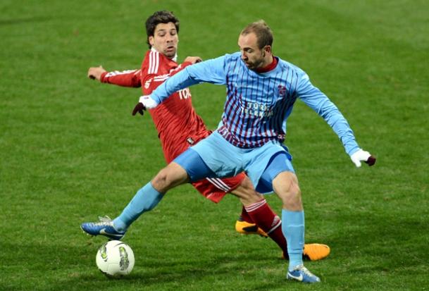 Trabzonspor'da Adrian'ın çıkışı