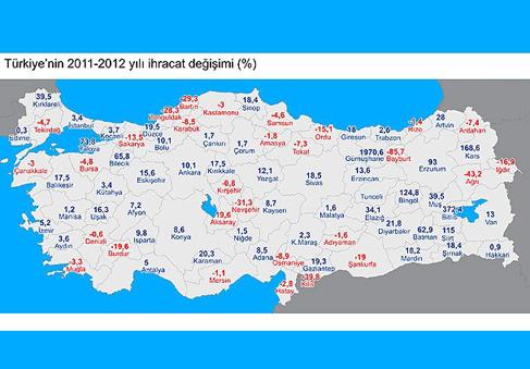 2012'nin ihracat lideri İstanbul