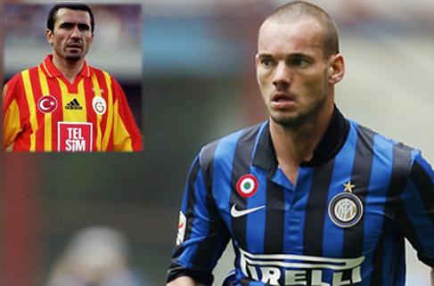Sneijder yeni 'Hagi' olmak istiyor