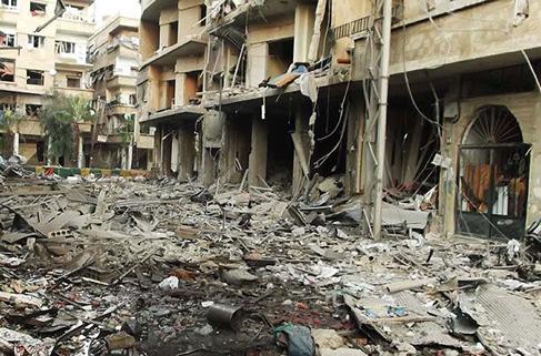 Suriye'de iki günlük bilanço: 169 ölü