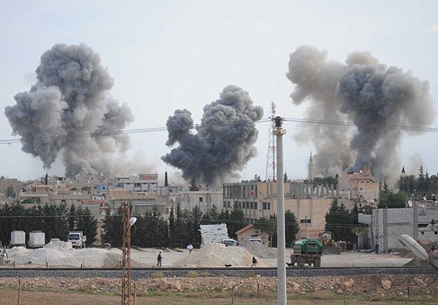 Suriye'de bugünün kanlı bilançosu: 94 ölü