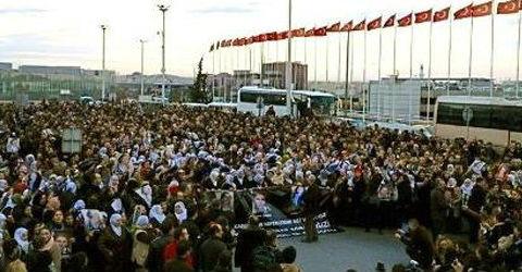 Cenazeler Diyarbakır'da
