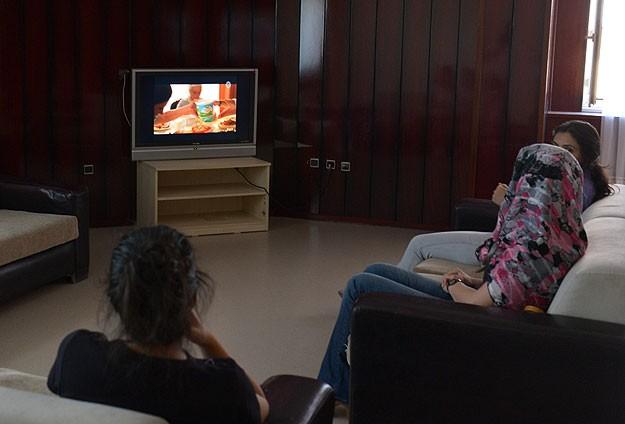 İzmir ve İstanbul'da 30 erkek sığınma evinde