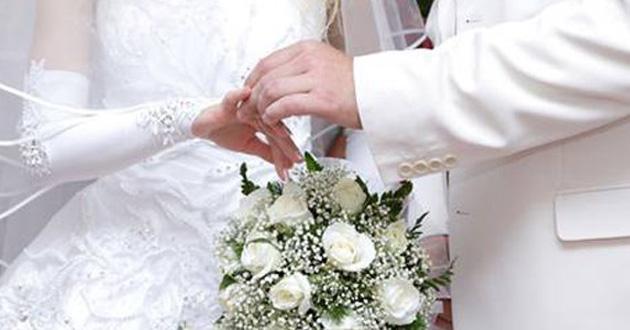 Evlenene devletten 68 bin 559 lira destek
