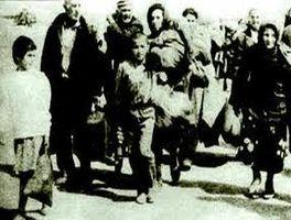 Ahıska Türkleri, Stalin tarafından sürgün edildi