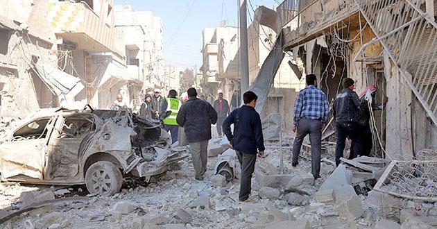 Halep 'bit ve uyuz' salgınıyla boğuşuyor