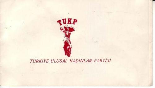 Türkiye'de ilk kadın partisi kuruldu