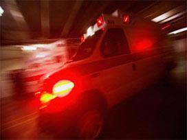 Otomobil baraj göletine düştü: 1 ölü