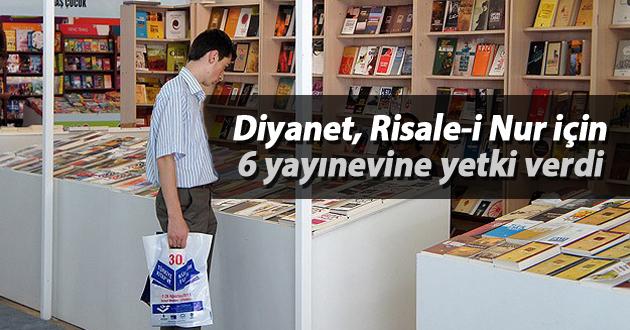 Diyanet, Risale-i Nur için 6 yayınevine yetki verdi