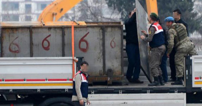 MİT tırlarını ihbar eden astsubay tutuklandı