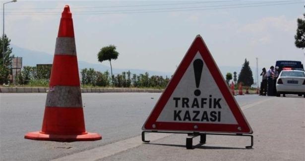 Silvan'da kaza: 2 ölü, 8 yaralı