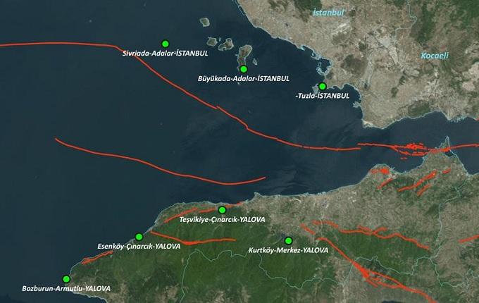 Marmara ve Bursa için 'deprem' uyarısı