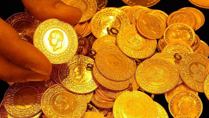 Altının gram fiyatı 118 liranın altına geriledi