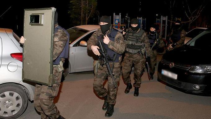 3 ildeki operasyonlarda 24 terörist öldürüldü