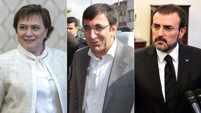3 bakan Diyarbakır'da