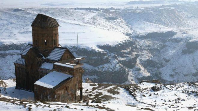 Türkiye'de unutulan imparatorluk şehri: Ani