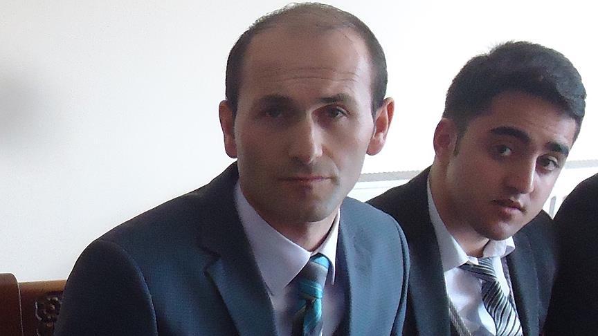 AK Parti İspir İlçe Başkanı Çetinkaya, teröristlerin elinden kaçtı
