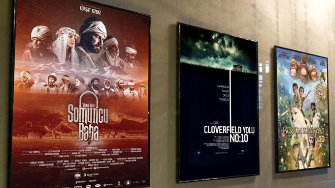 Bu hafta 3'ü yerli 8 film vizyona girecek