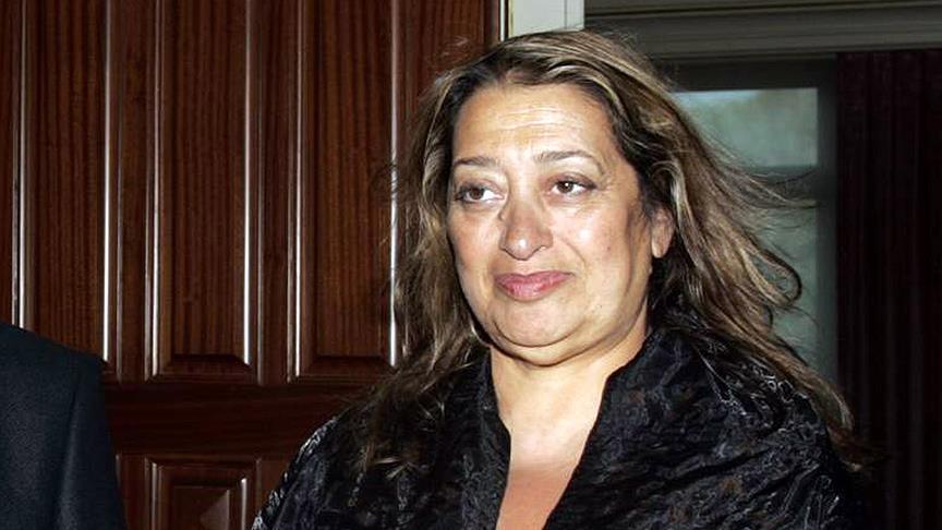 Ünlü mimar Zaha Hadid hayatını kaybetti