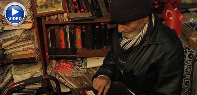 Kırcaali'de bir kültür bekçisi; Akif Atakan (Video)