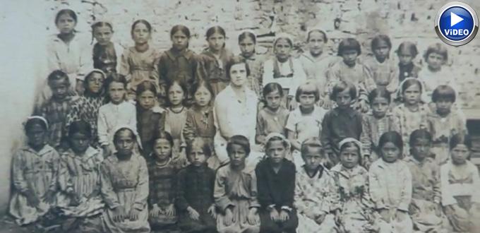 Tarihte Arnavut kadını figürü (Video)