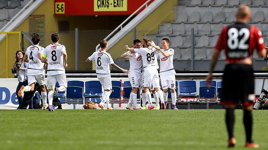 Torku Konyaspor, Gençlerbirliği'ni deplasmanda yendi