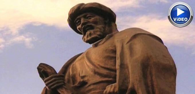 Yusuf Has Hacip bin yaşında (Video)