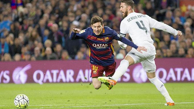 El Clasico'da Real Madrid, 10 kişi ile Barcelona'yı dağıttı