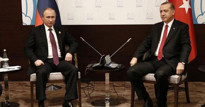 Açıklama Kremlin'den: Erdoğan, Putin'e pişmanlık ve üzüntülerini bildirdi