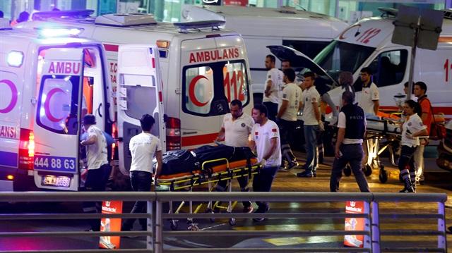 İstanbul Atatürk Havalimanı saldırısıyla ilgili 13 gözaltı