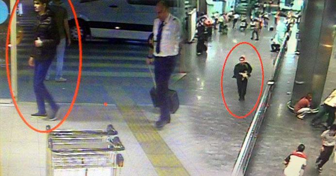 Atatürk Havalimanı'na saldıran teröristlerin uyrukları tespit edildi