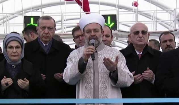 İstanbul Boğazı'nın altından geçecek çift katlı Avrasya Tüneli açıldı   VİDEO