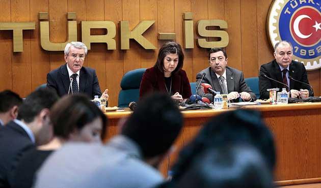 Yeni asgari ücret için kritik toplantı yapıldı