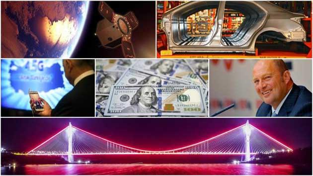 Ekonomide 2016 böyle geçti - FOTO