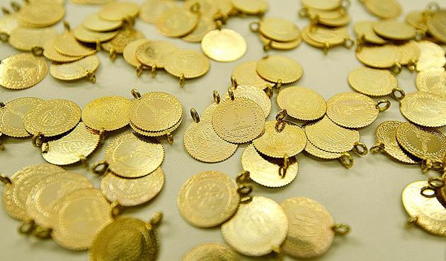 Altının kilogramı 179 bin 900 liraya geriledi