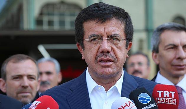Ekonomi Bakanı Zeybekci'den kurumlara çağrı