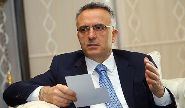 Maliye Bakanı Ağbal: İkramiyeler tüm dini bayramlarda ödenecek