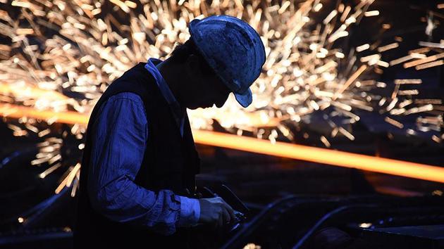 Sanayi üretimi mart ayında arttı | GRAFİK