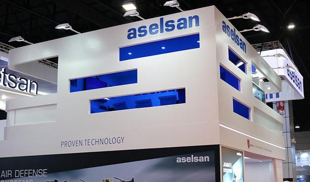 ASELSAN'dan 42,7 milyon dolarlık sözleşme