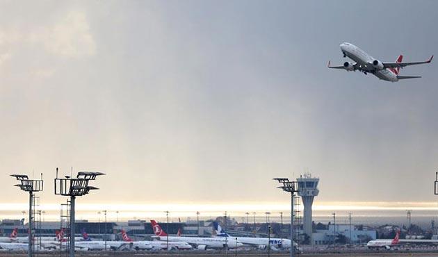 Sabiha Gökçen Havalimanı'ndaki 2. pist çalışmaları devam ediyor